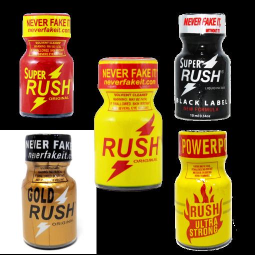 Ultimate rush bundle