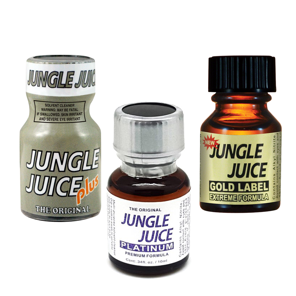 jungle juice bundle